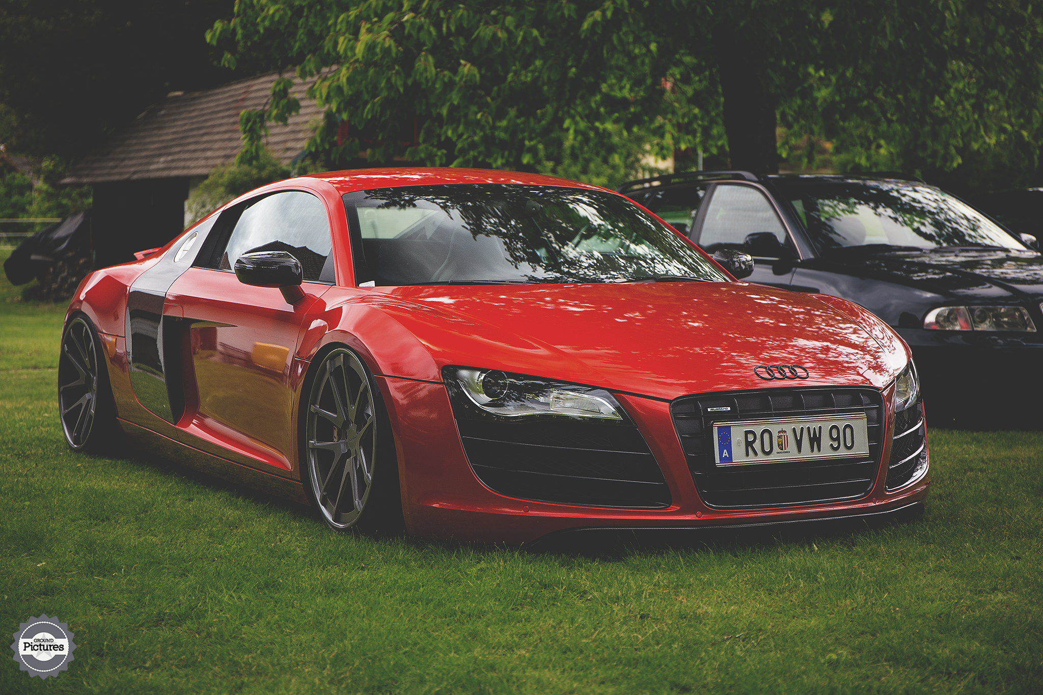 Audi Of Melbourne >> Audi R8 sitting just right. | StanceNation™ // Form > Function