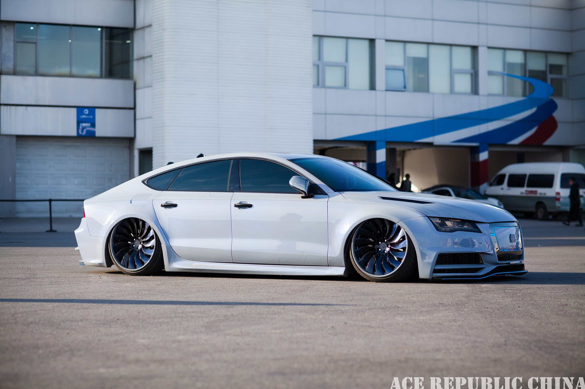 Badass Audi A7 Stancenation Form Gt Function