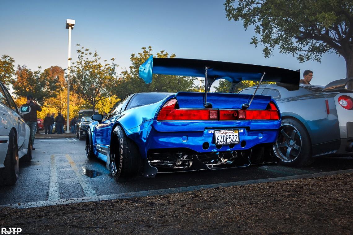 Rocket Bunny Acura NSX. | StanceNation™ // Form > Function