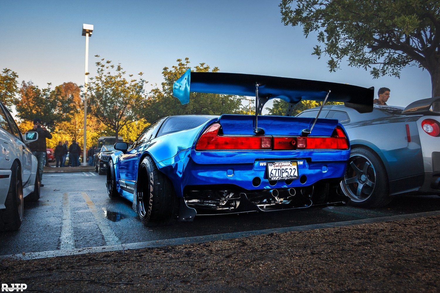 Rocket Bunny Acura NSX. | StanceNation™ // Form > Function