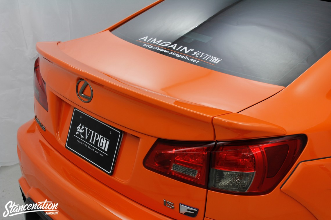 Aimgain Widebody Lexus ISF-24