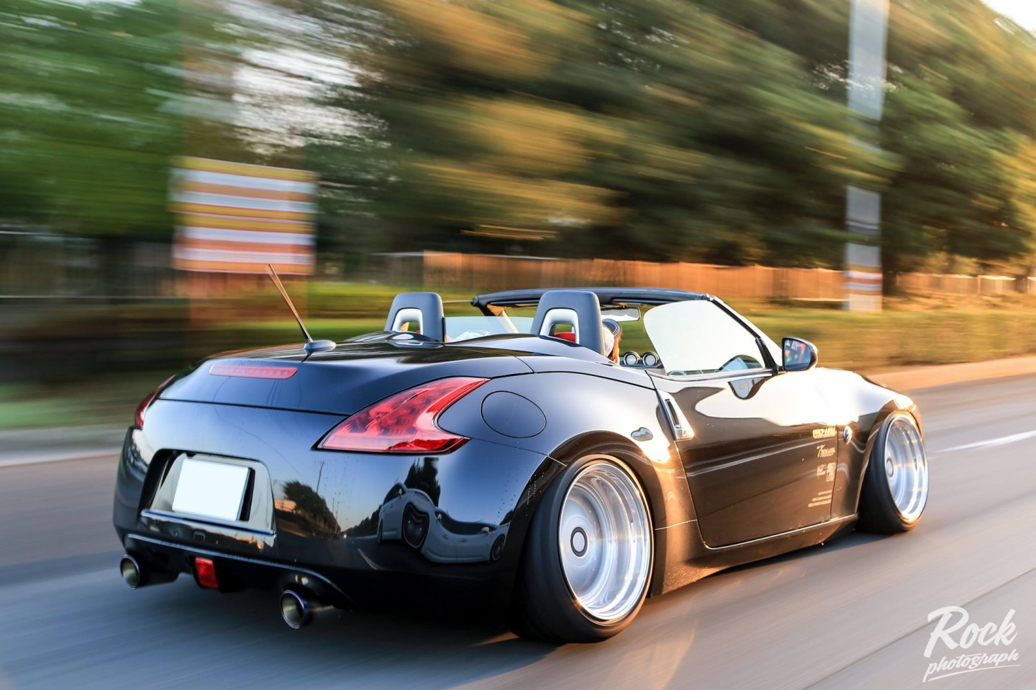 Dumped Convertible Nissan 370Z (Z34)! | StanceNation ...