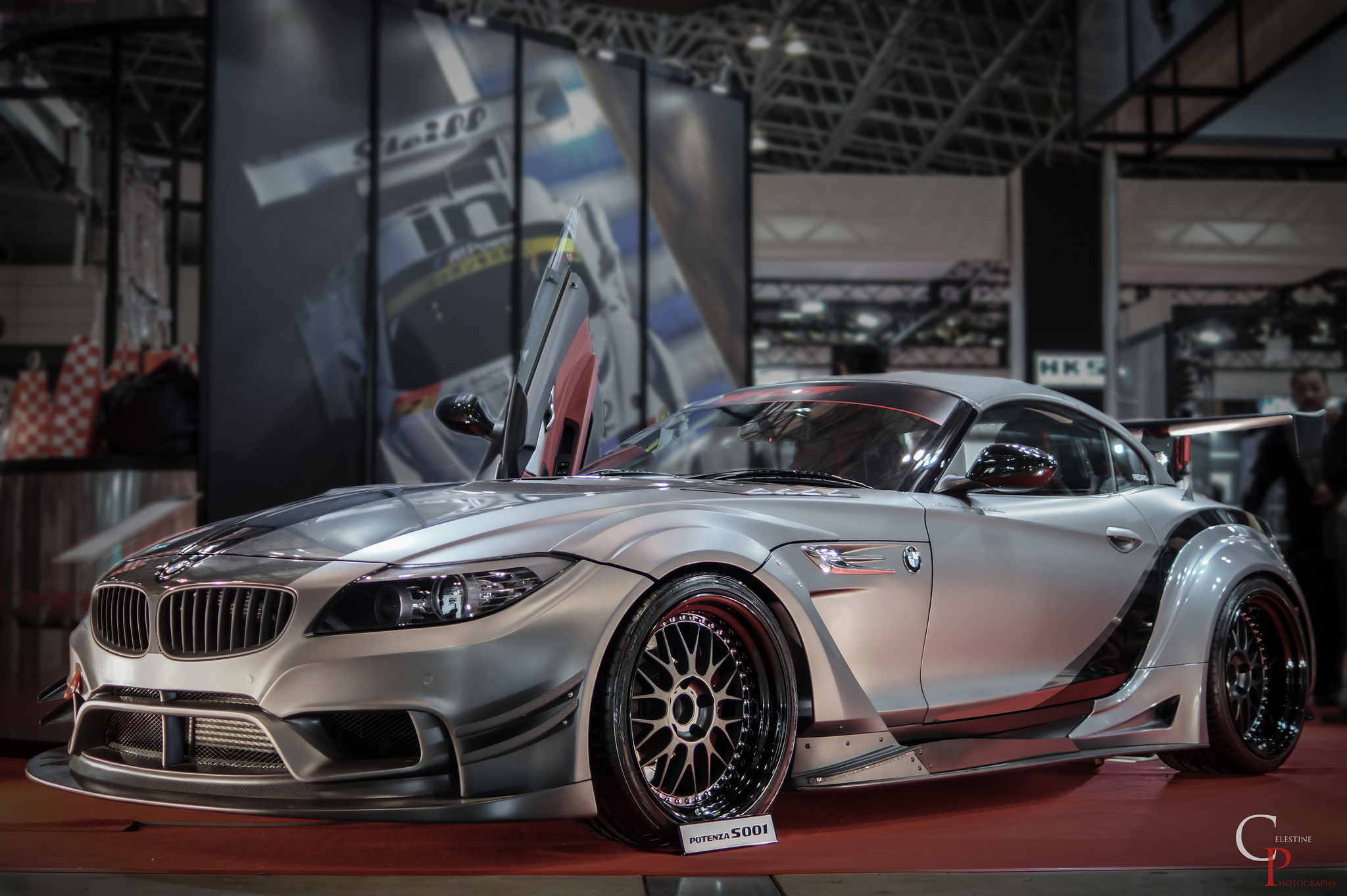 Bmw Z4 By Varis Japan Stancenation Form Gt Function