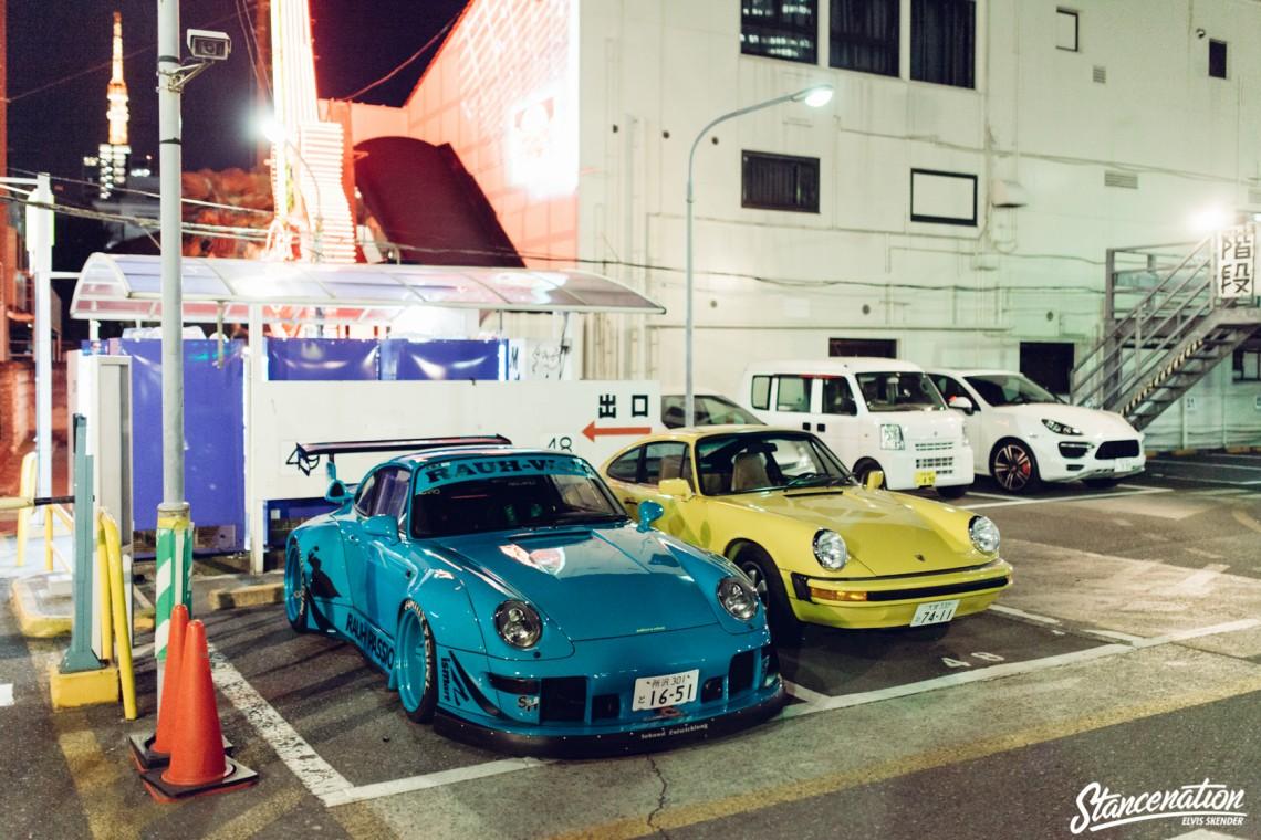 Rauh Welt Porsche Meet Roppongi-1
