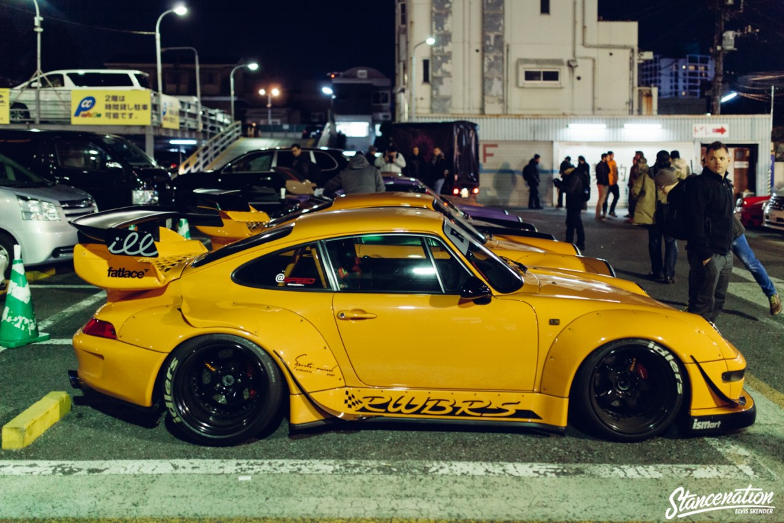 RWB Porsche Meet at Roppongi, Japan. | StanceNation ...