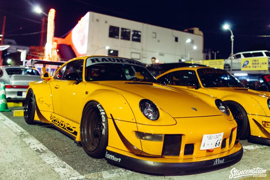 Rauh Welt Porsche Meet Roppongi-14