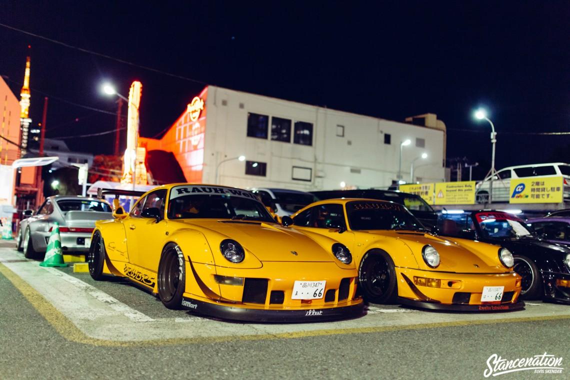 Rauh Welt Porsche Meet Roppongi-20