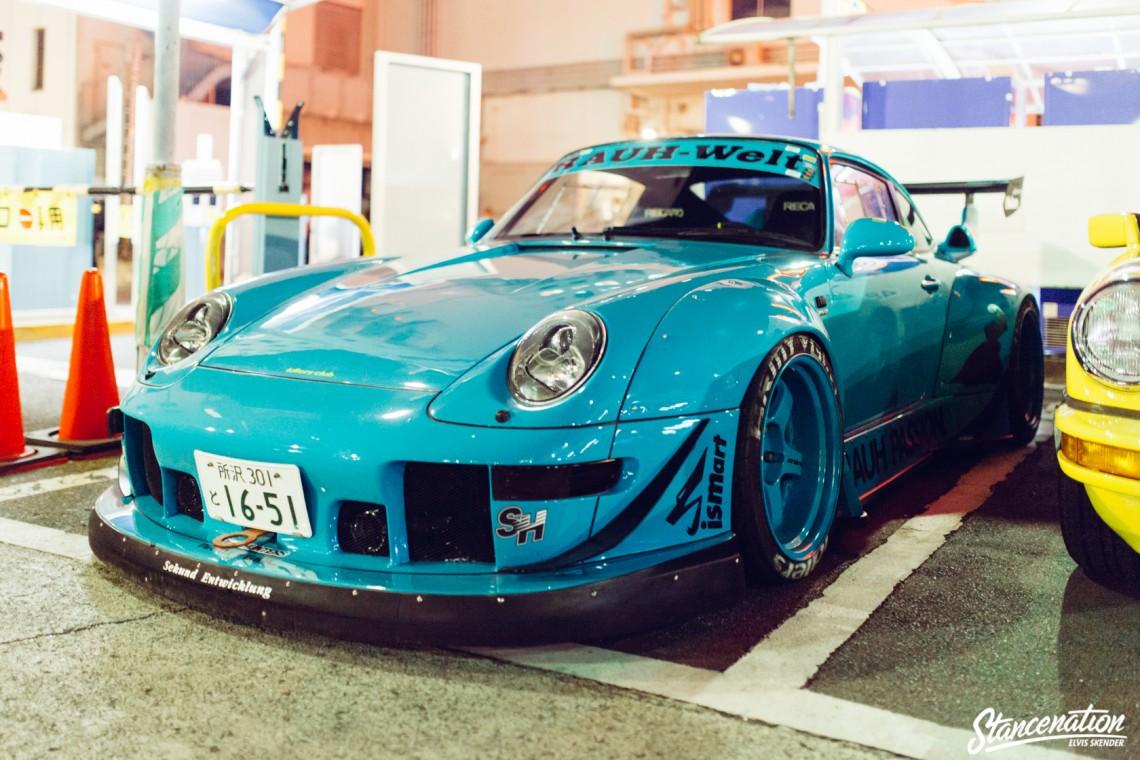 Rauh Welt Porsche Meet Roppongi-22