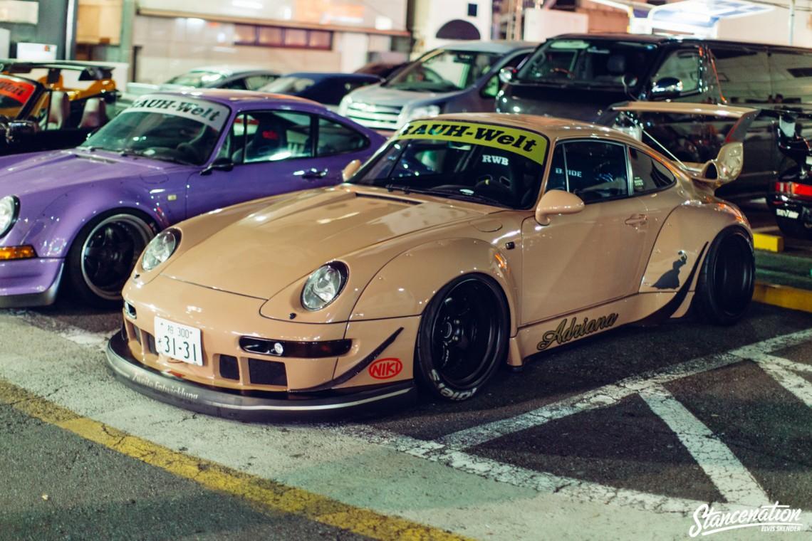 Rauh Welt Porsche Meet Roppongi X