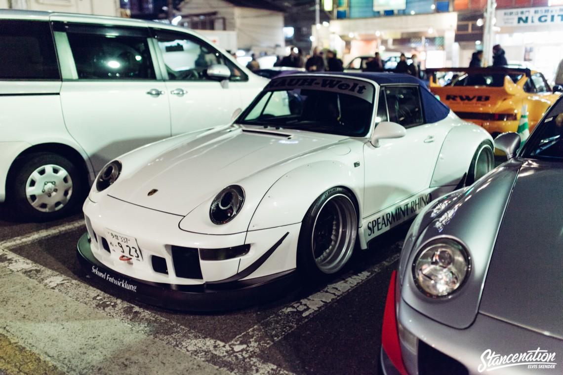 Rauh Welt Porsche Meet Roppongi-5