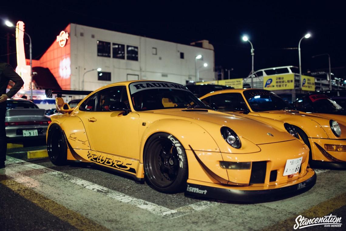 Mazda Rx7 2015 >> RWB Porsche Meet at Roppongi, Japan. | StanceNation ...