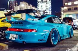 Rauh Welt Porsche Meet Roppongi-68