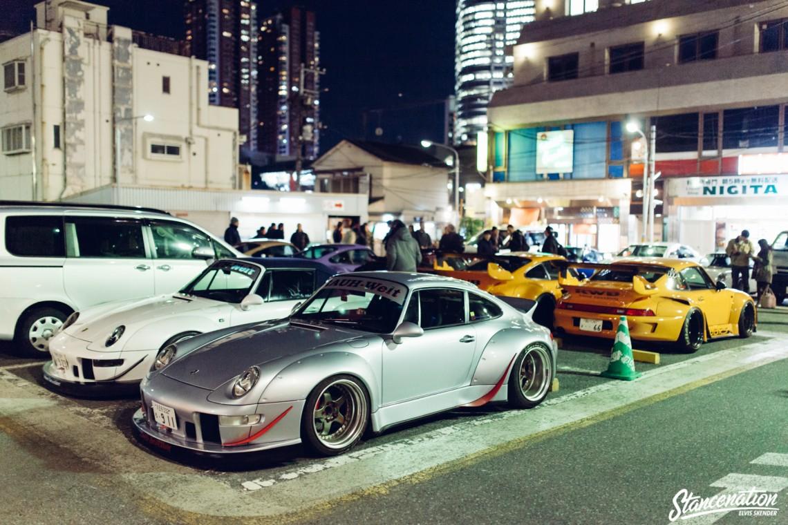 Rauh Welt Porsche Meet Roppongi-7