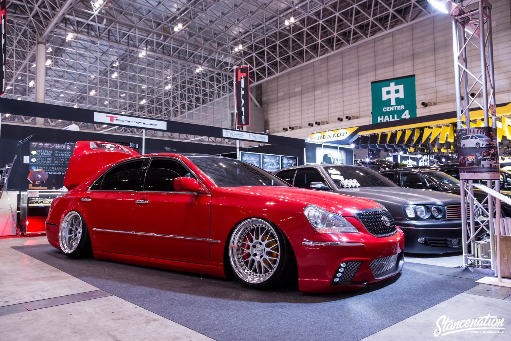 Tokyo auto salon 2015 photo coverage part 2 - Tokyo auto salon 2015 ...