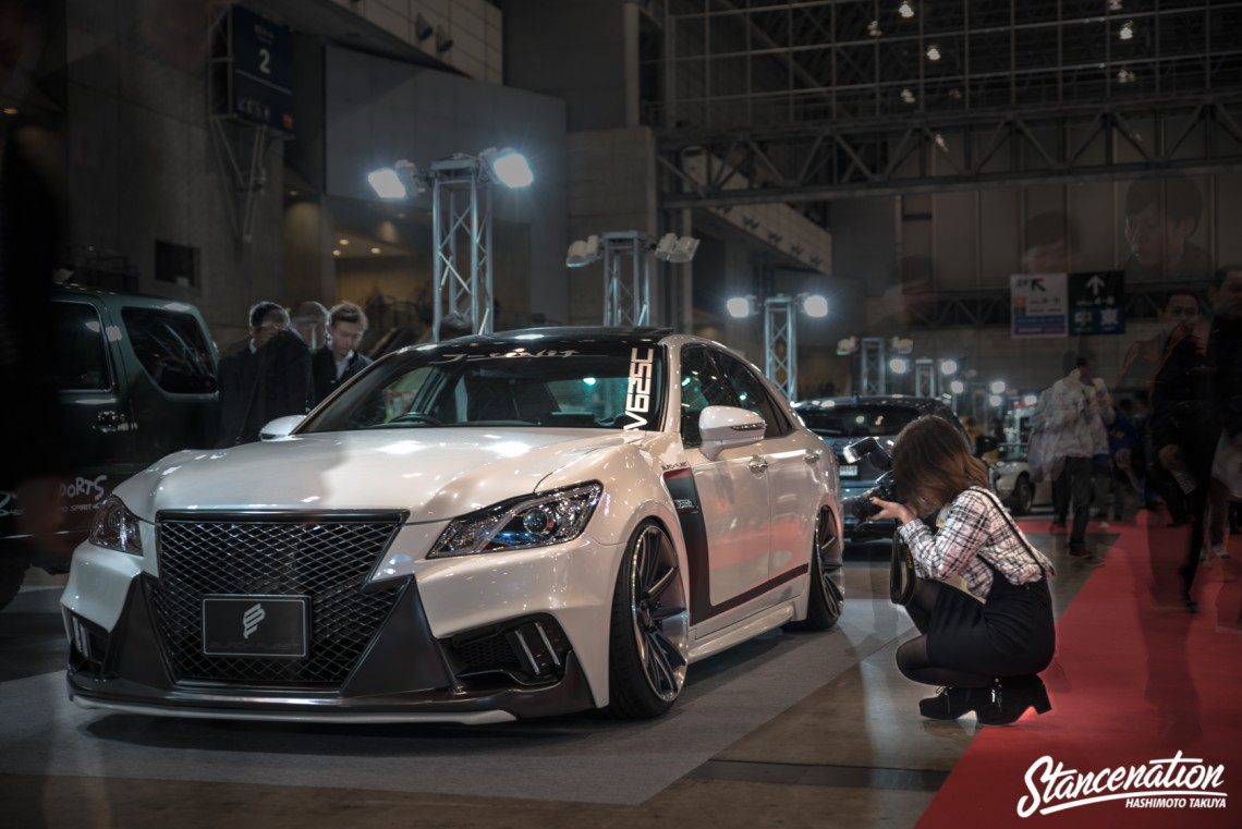 Tokyo auto salon 2015 part 3 stancenation form for Salon de auto 2015