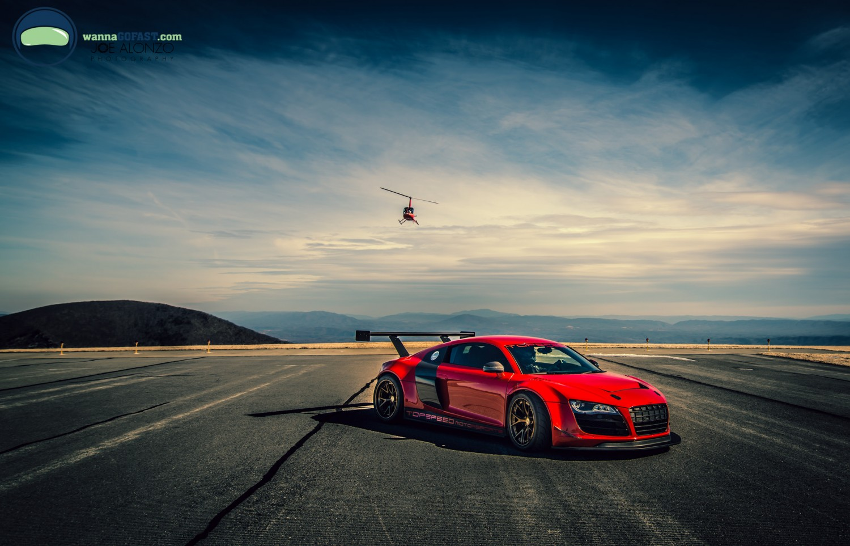 Badass Audi R8! | StanceNation™ // Form > Function