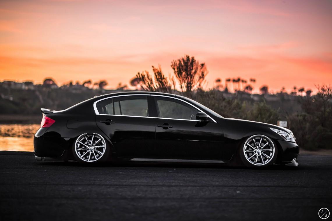 Gorgeous Infiniti G37 Sedan Stancenation Form