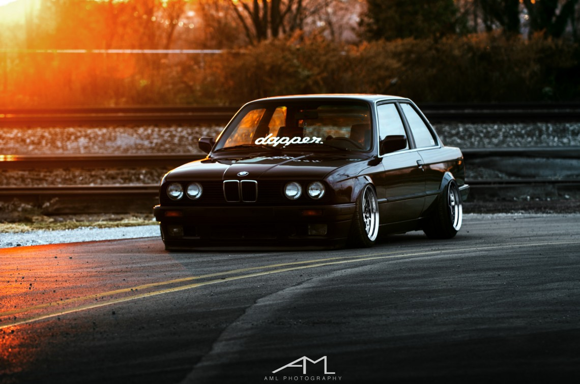 There is something so special about BMW E30's ...