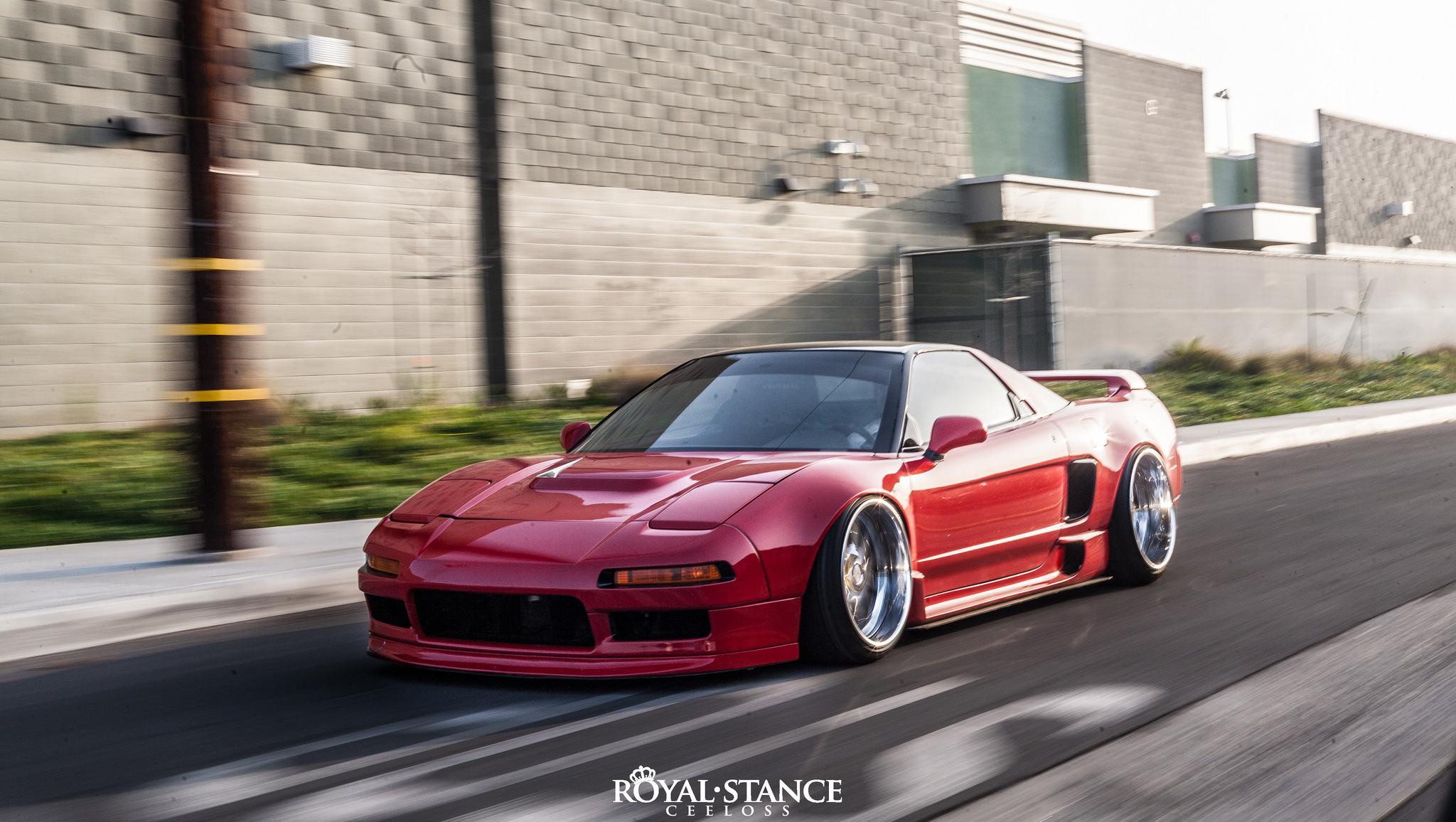 Can never get tired of NSX's..   StanceNation™ // Form ...
