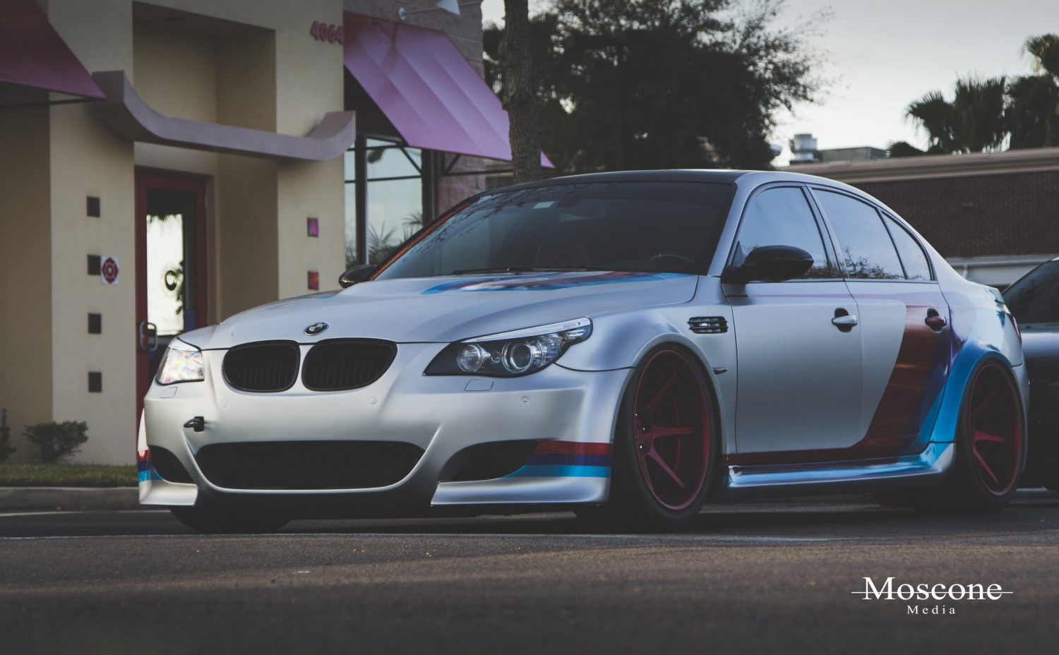 Widebody Bmw M5 Stancenation Form Gt Function