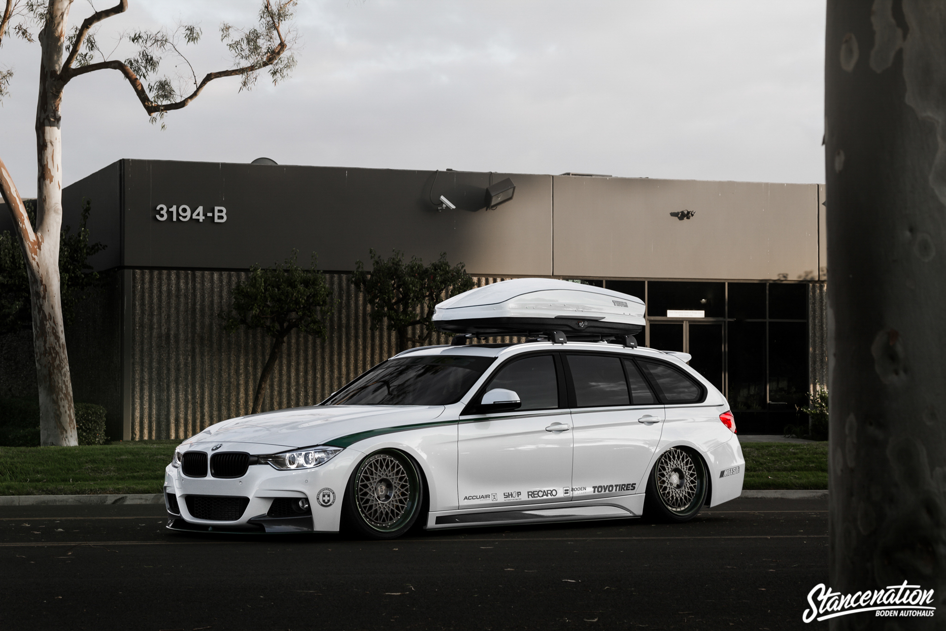 Thule Roof Box >> #VonDoom, #TheRaft & #LilDoom // Stan Chen's 328IX Wagon ...
