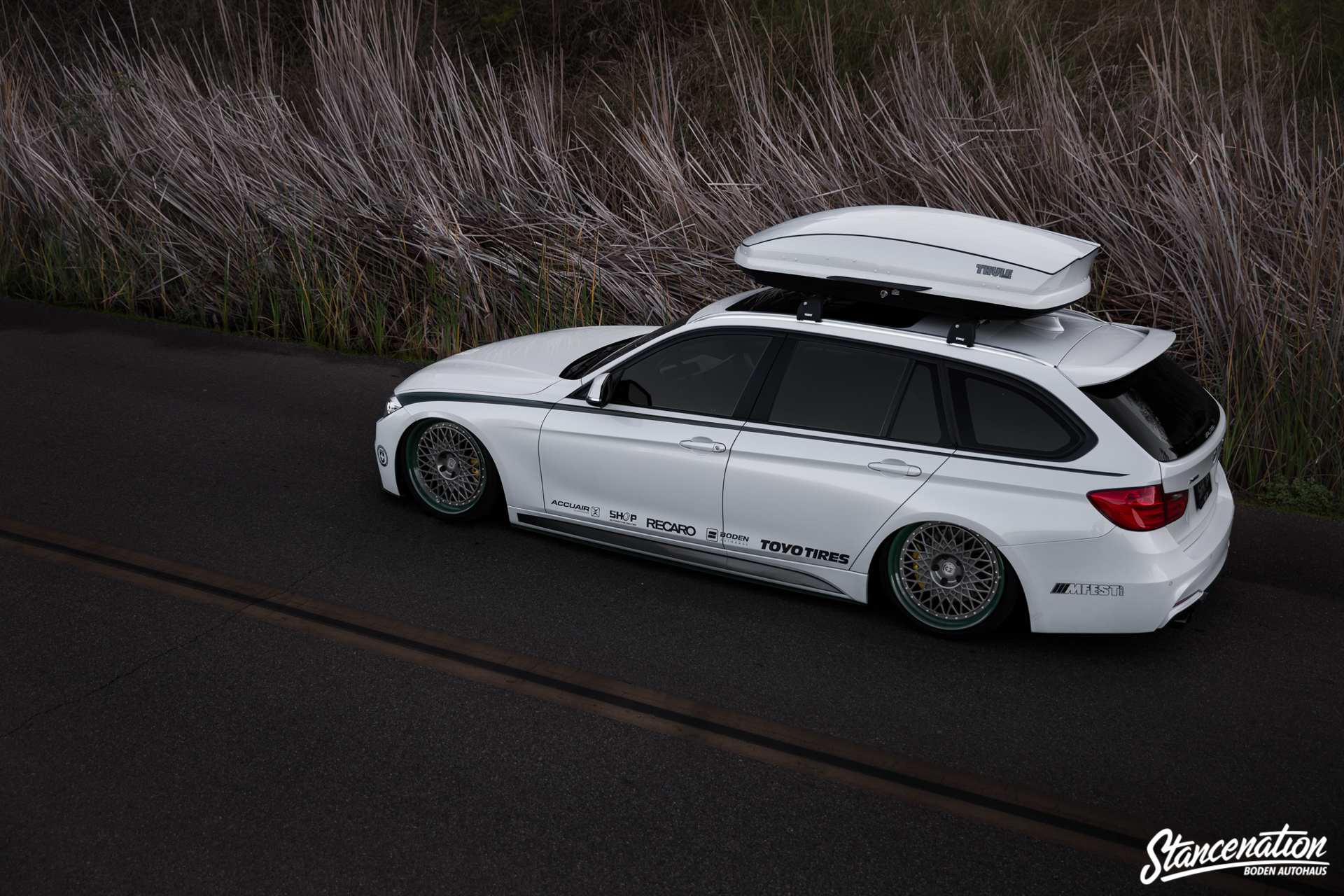Nissan Tires #VonDoom, #TheRaft & #LilDoom // Stan Chen's 328IX Wagon ...
