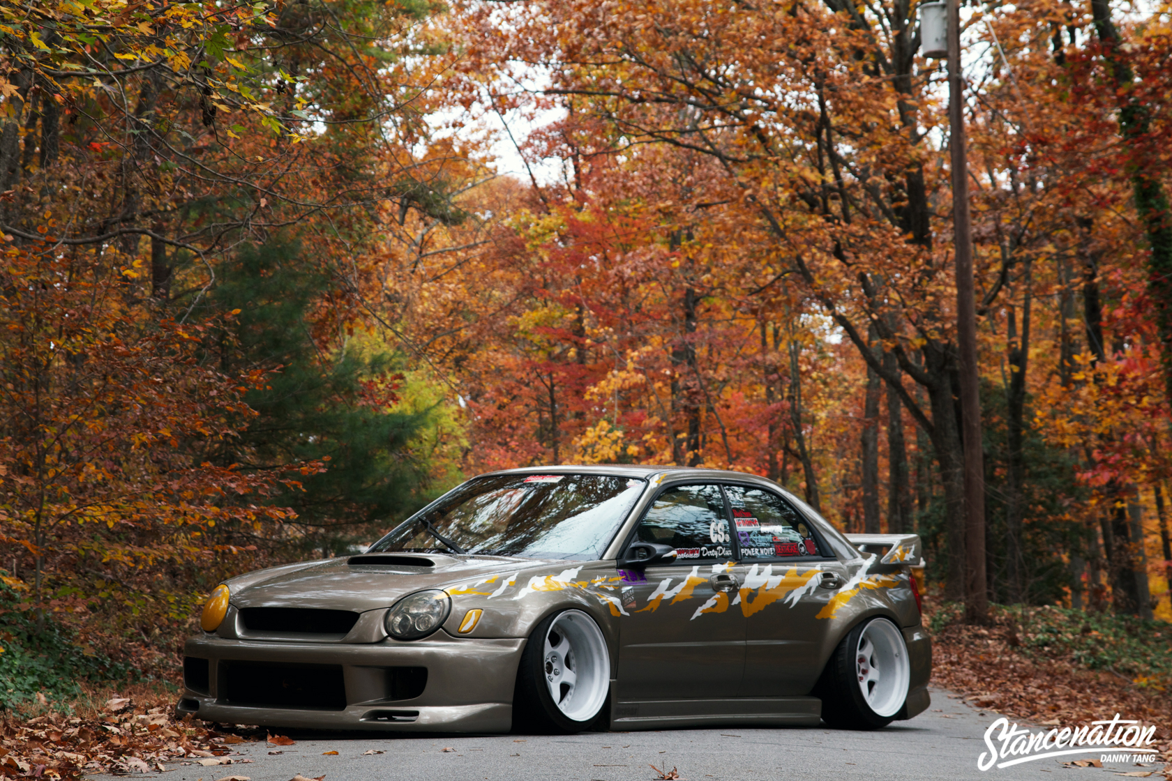 Deep South Style Ryan Richey S Subaru Wrx