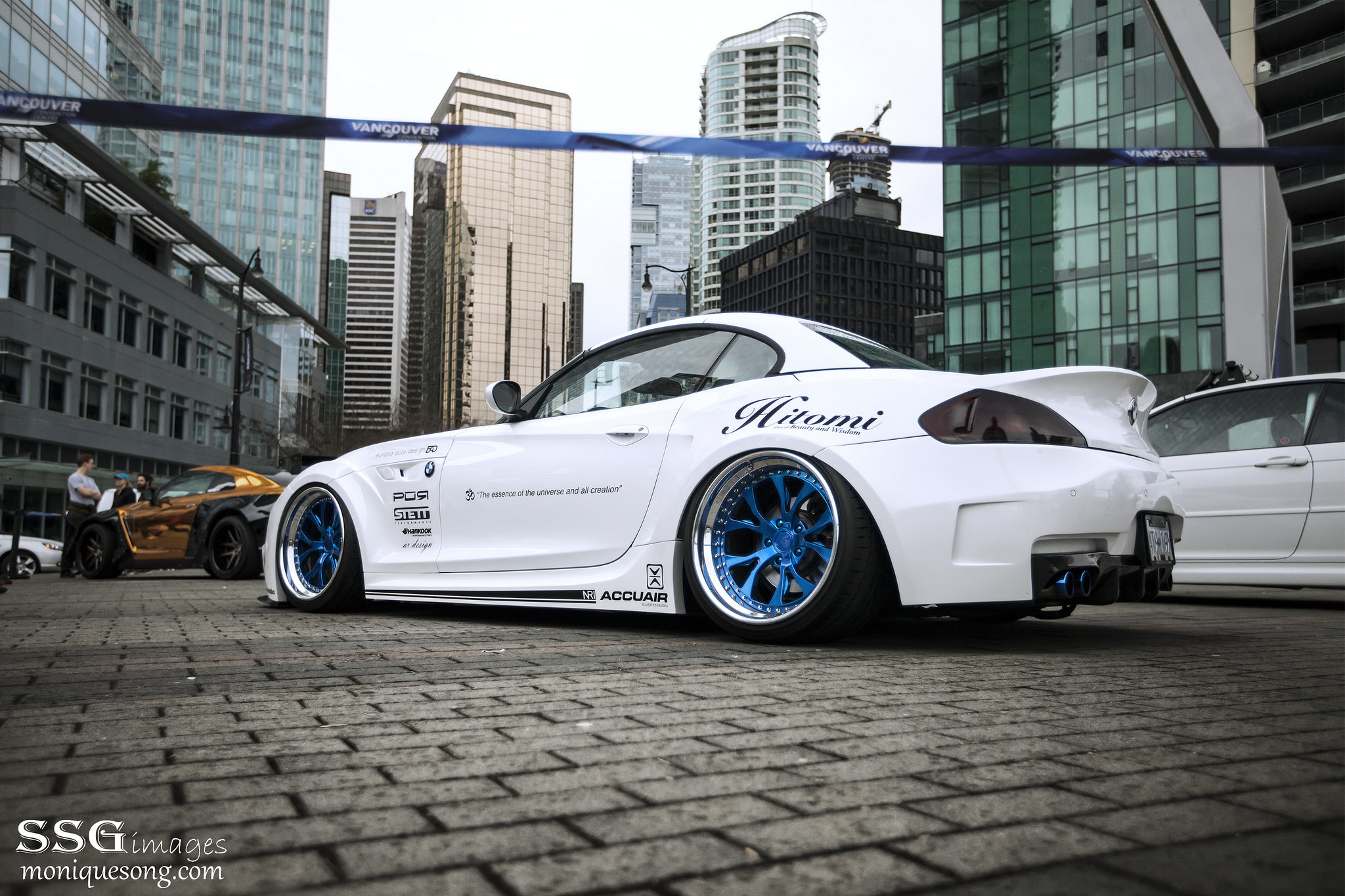 Sexy Bmw Z4 Stancenation Form Gt Function