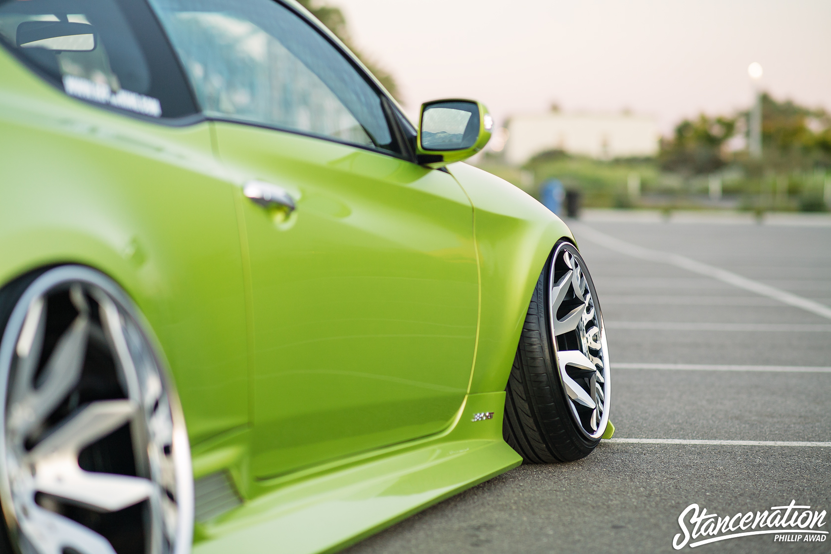 All Out Jonny S Hyundai Genesis Coupe Stancenation
