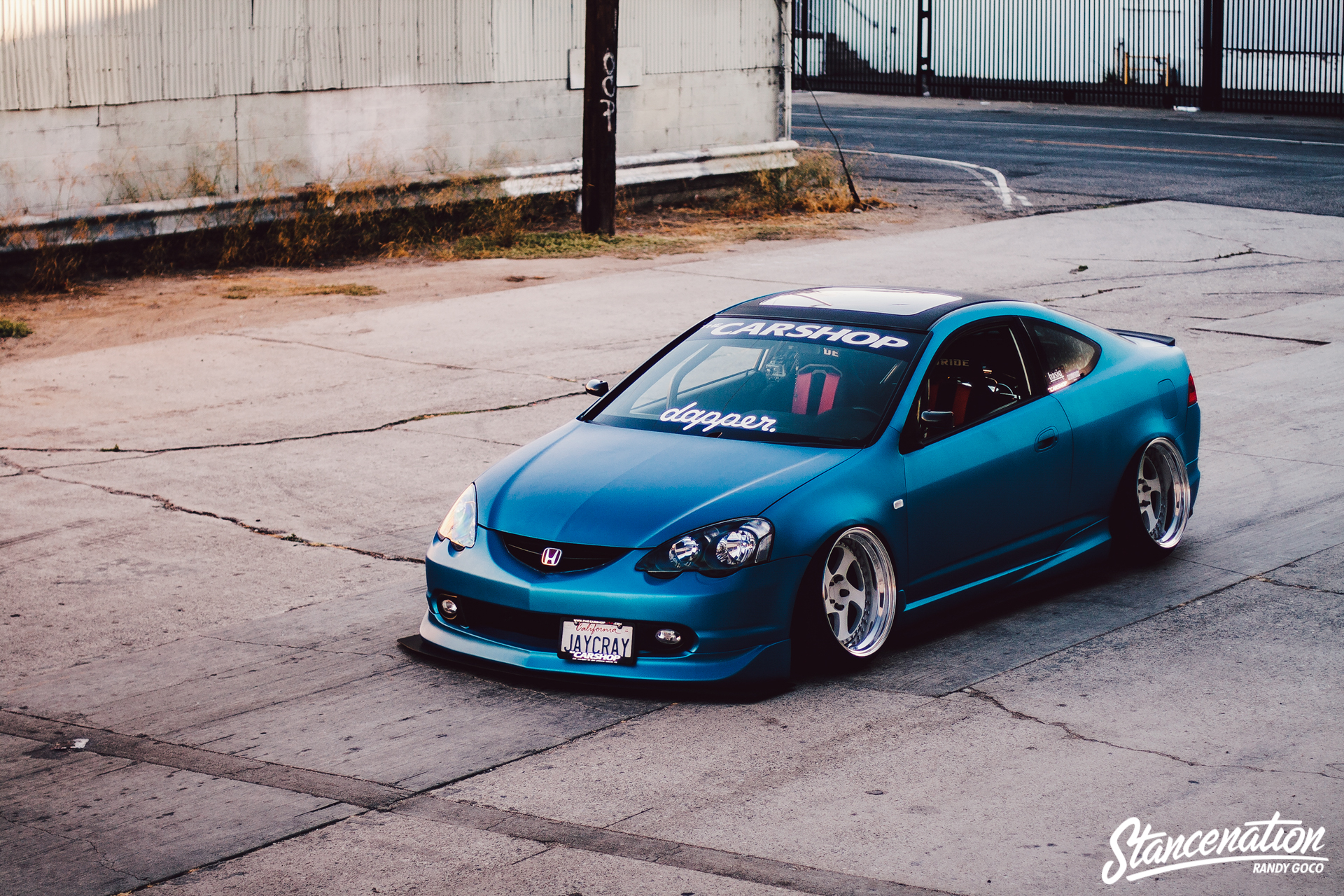JAYCRAY Is The Name Jeralds Acura RSX StanceNation Form - 2006 acura rsx type s wheels