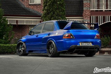 The Lowdown Mitsubishi EVO IX-4