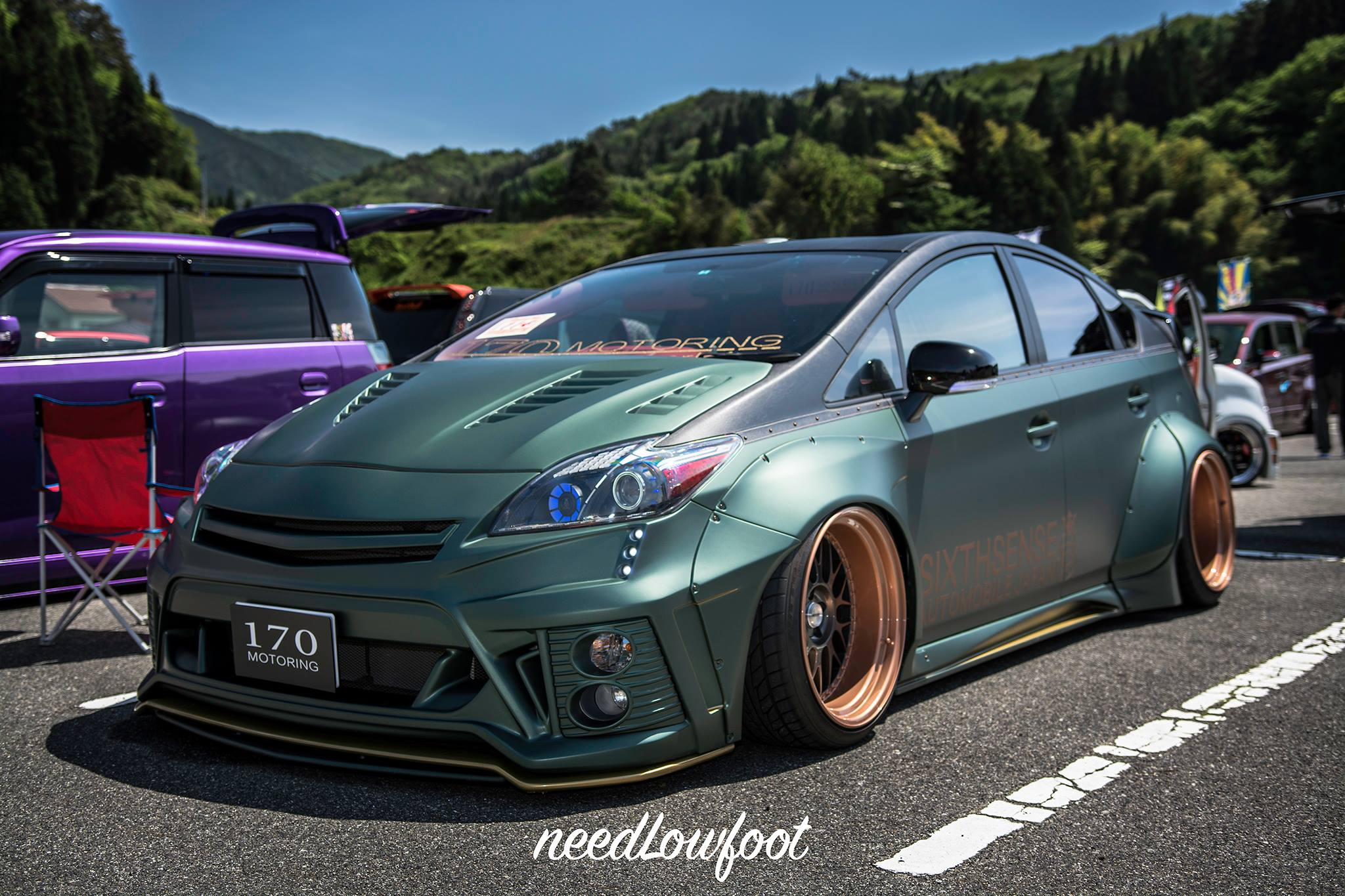 Crazy Prius! | StanceNation™ // Form > Function