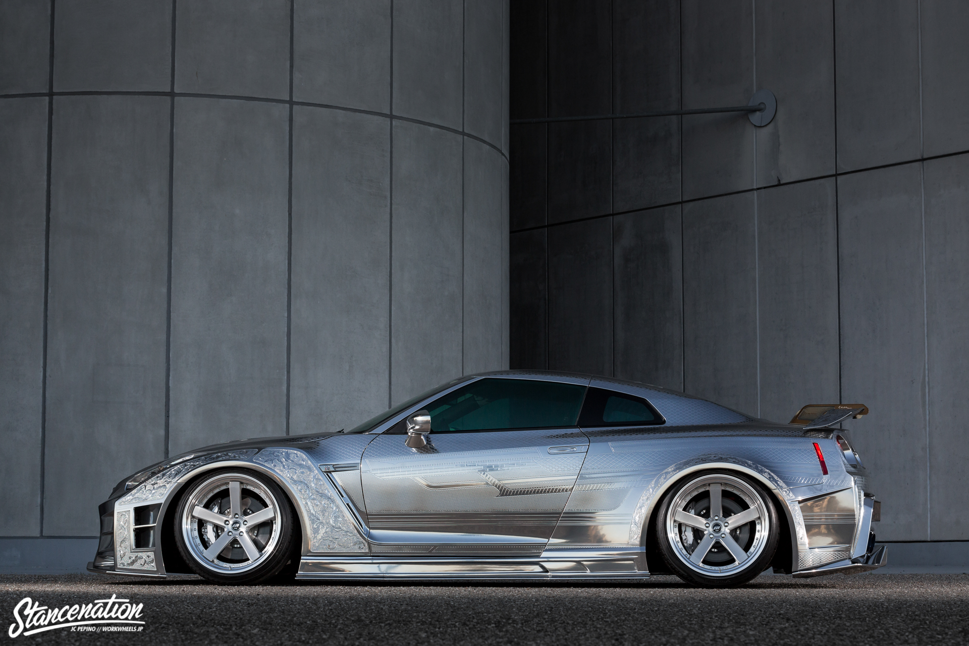 Nissan Of Brandon >> The Kuhl Kid // Kuhl Racing's R35 GTR. | StanceNation™ // Form > Function
