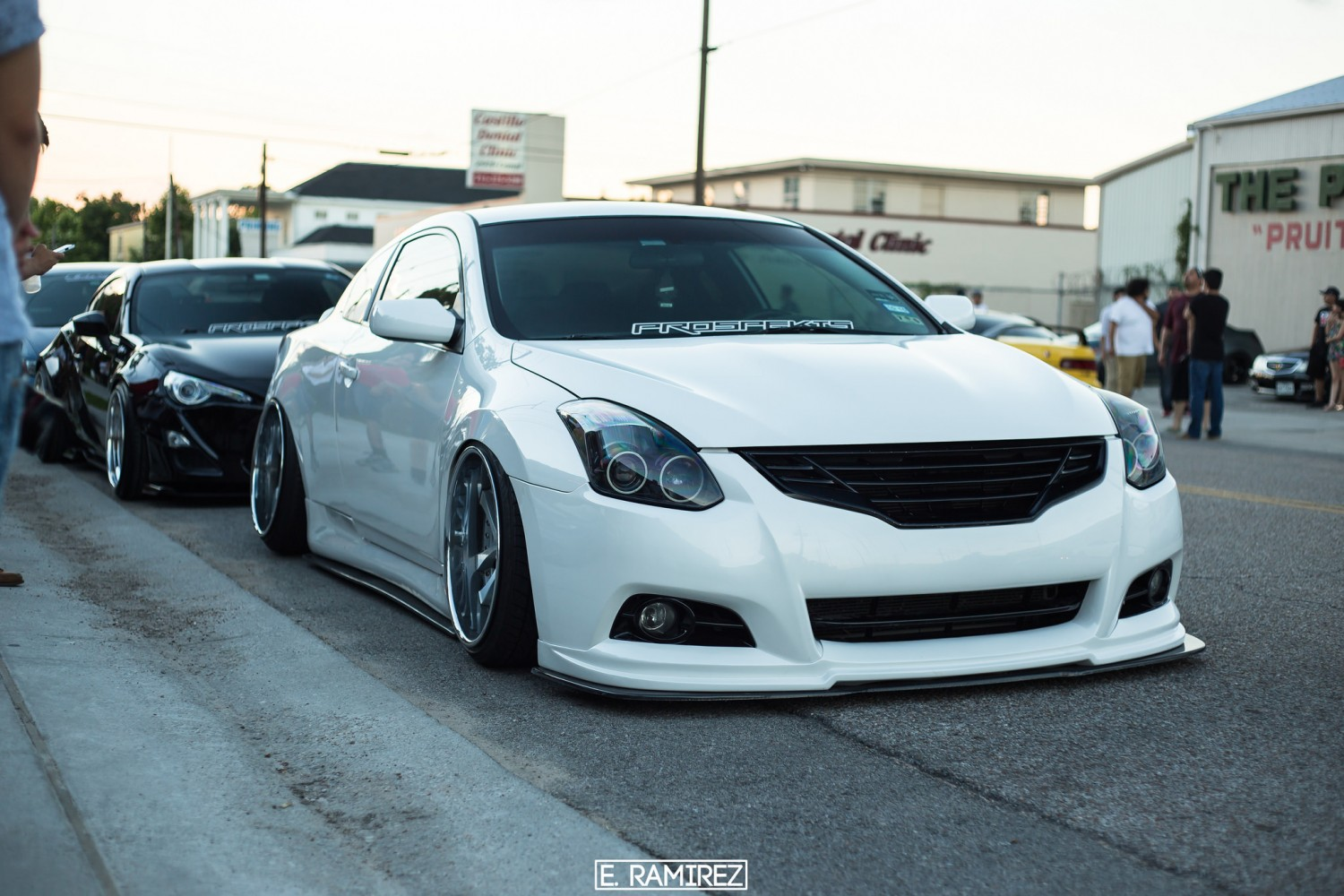Don T See Too Many Altima Coupes Like This One