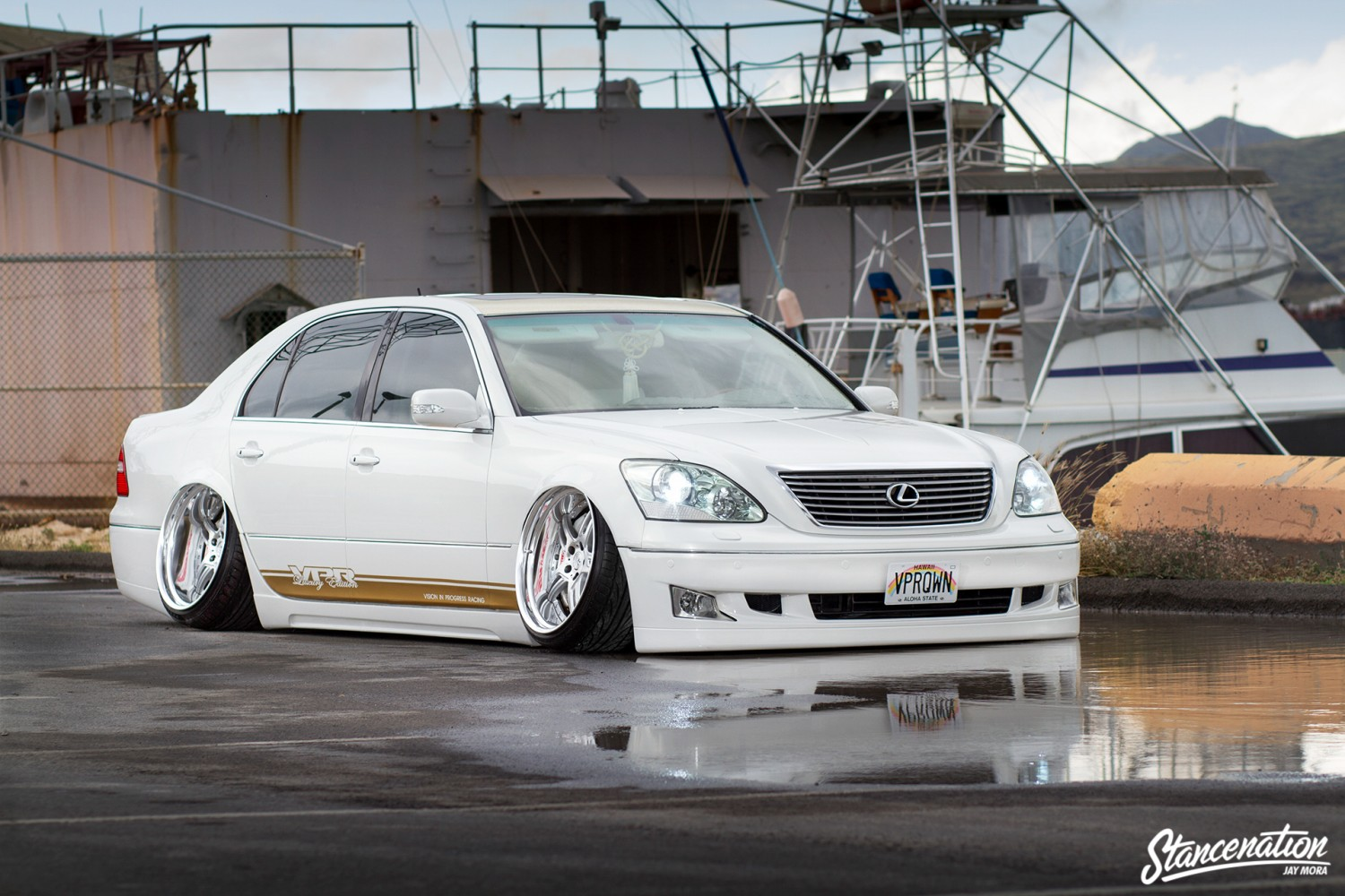 Hawaii Five Ohhhhhh The Vpr Lexus Ls430 Stancenation