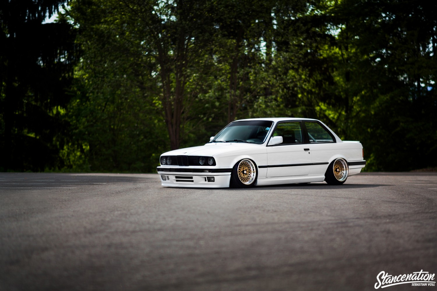 The Total Package Daniel S Bmw E30 Stancenation