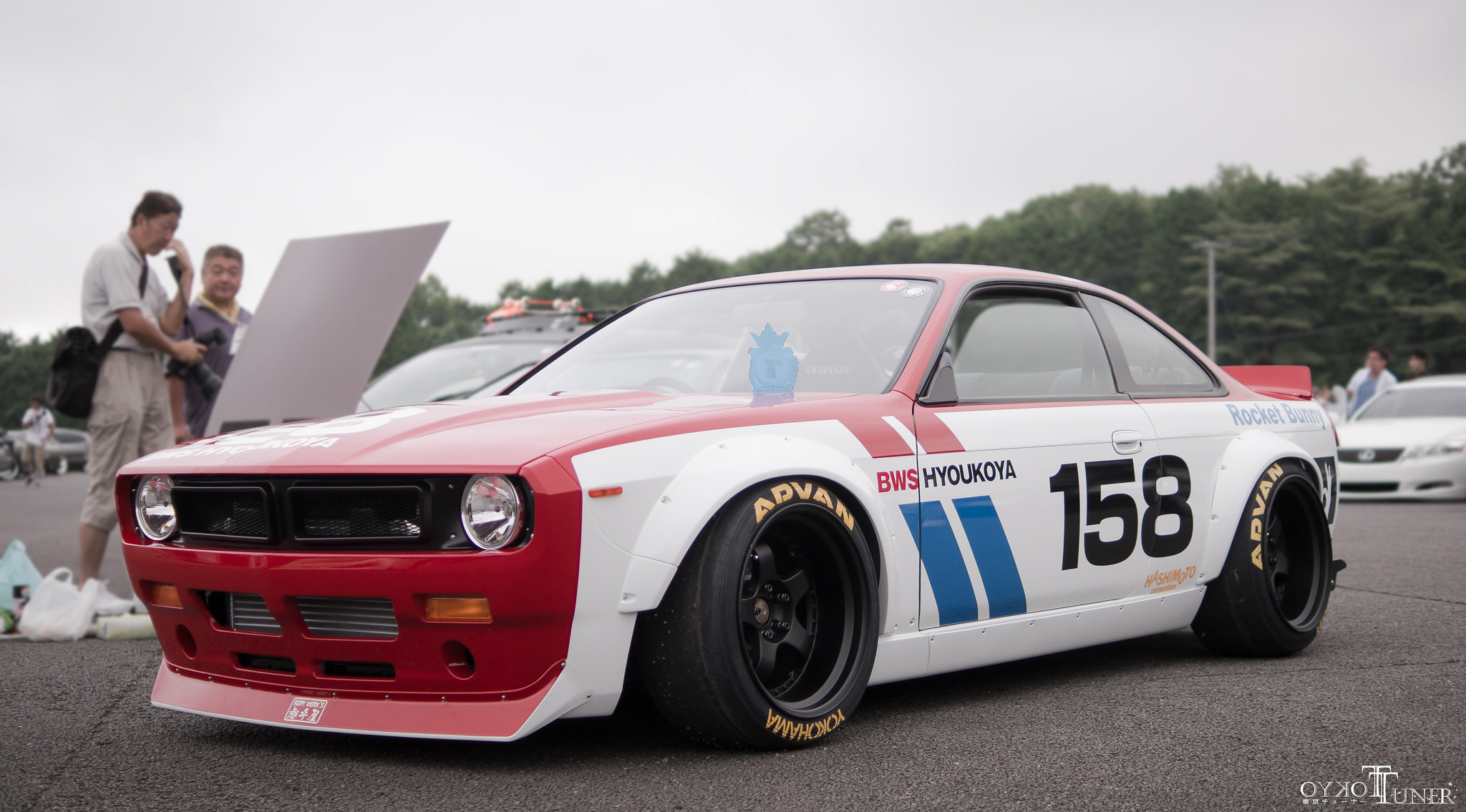 Opinions On The New Rocket Bunny S14 Kit Stancenation