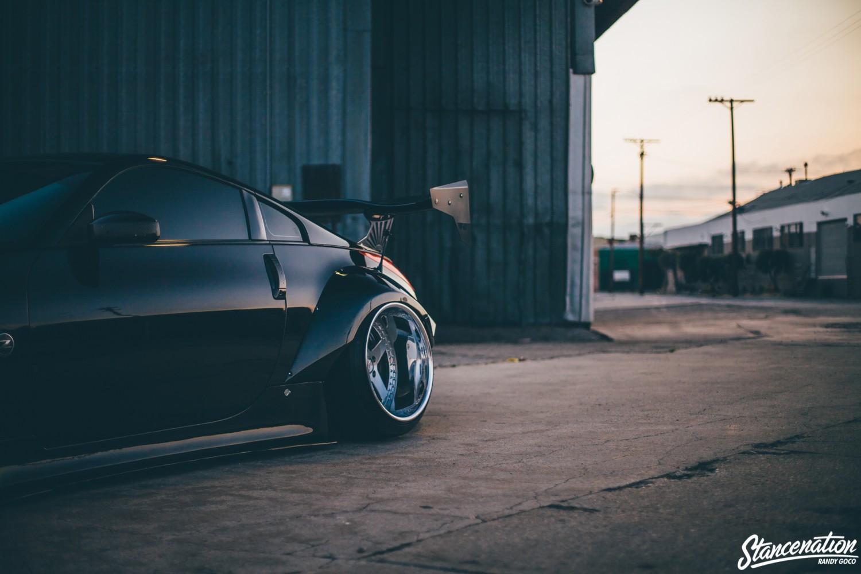 Custom Stardast Nissan 350Z-23