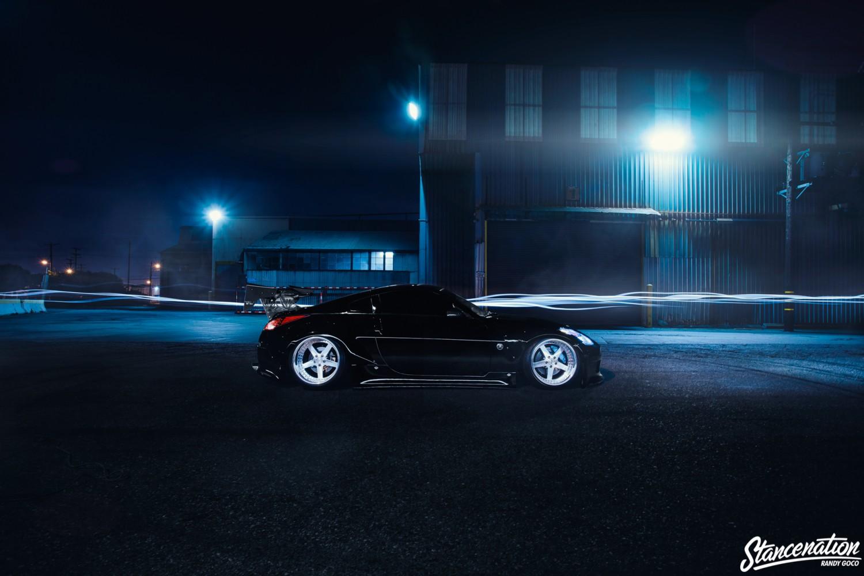 Custom Stardast Nissan 350Z-29