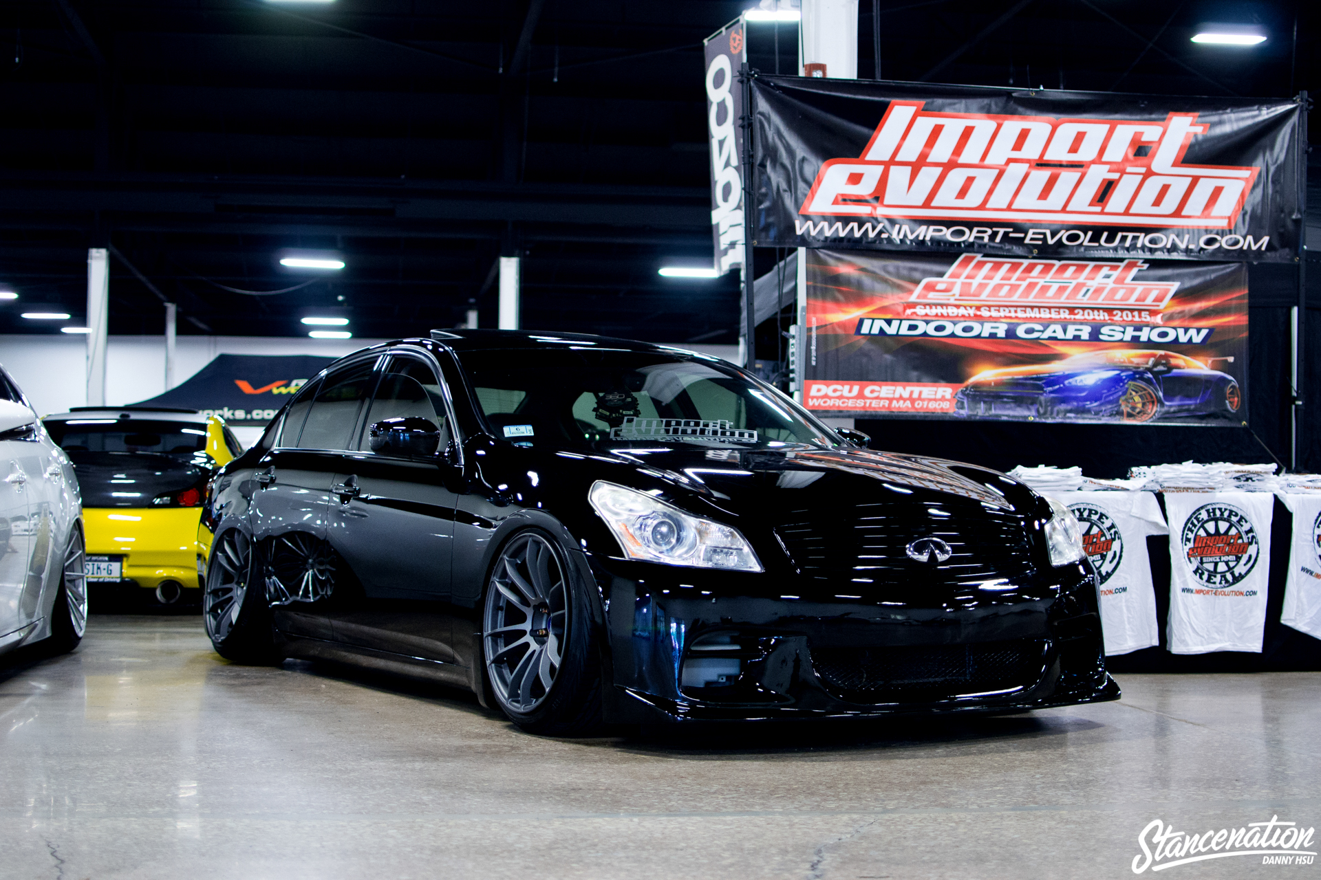 Tuner Evolution Photo Coverage StanceNation Form - Dcu center car show