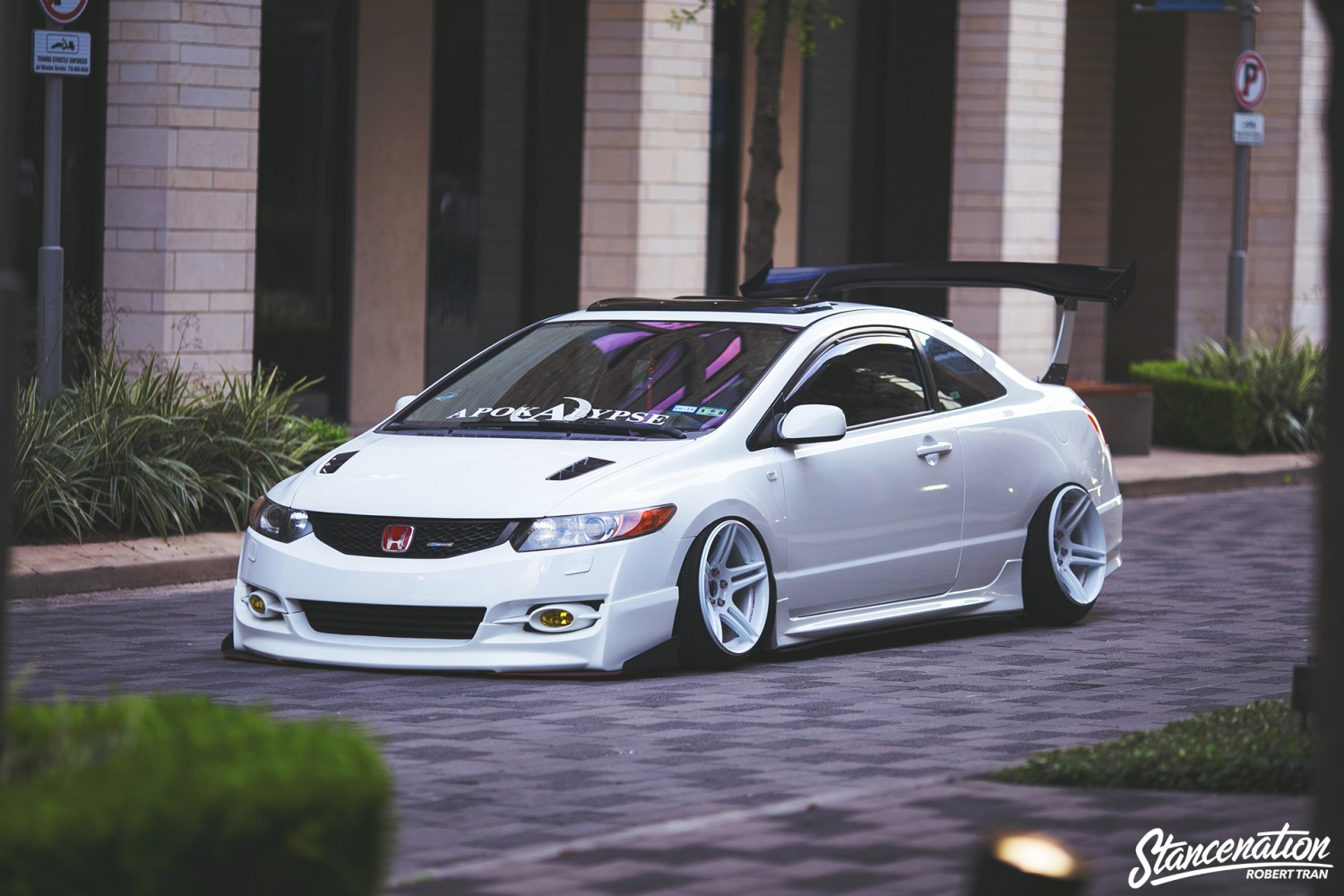 Civic Stancenation Form Gt Function