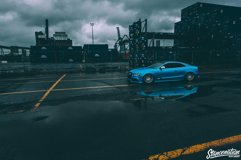 Slammed Audi-1