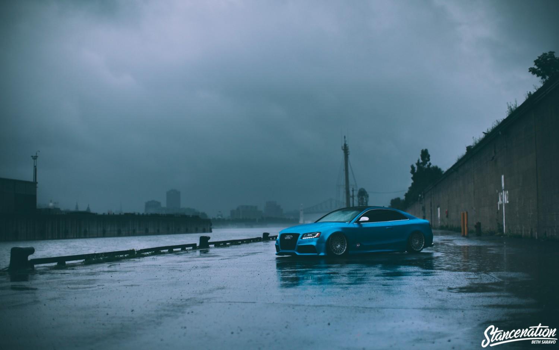 Slammed Audi-13