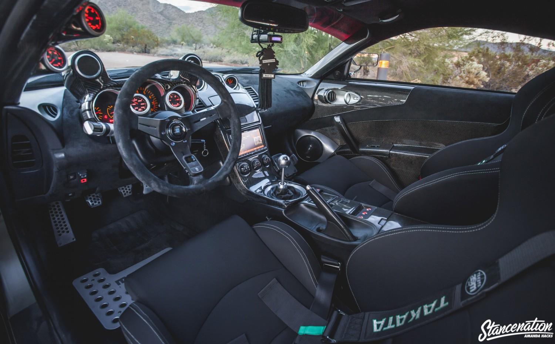 Widebody Nissan 350Z-22