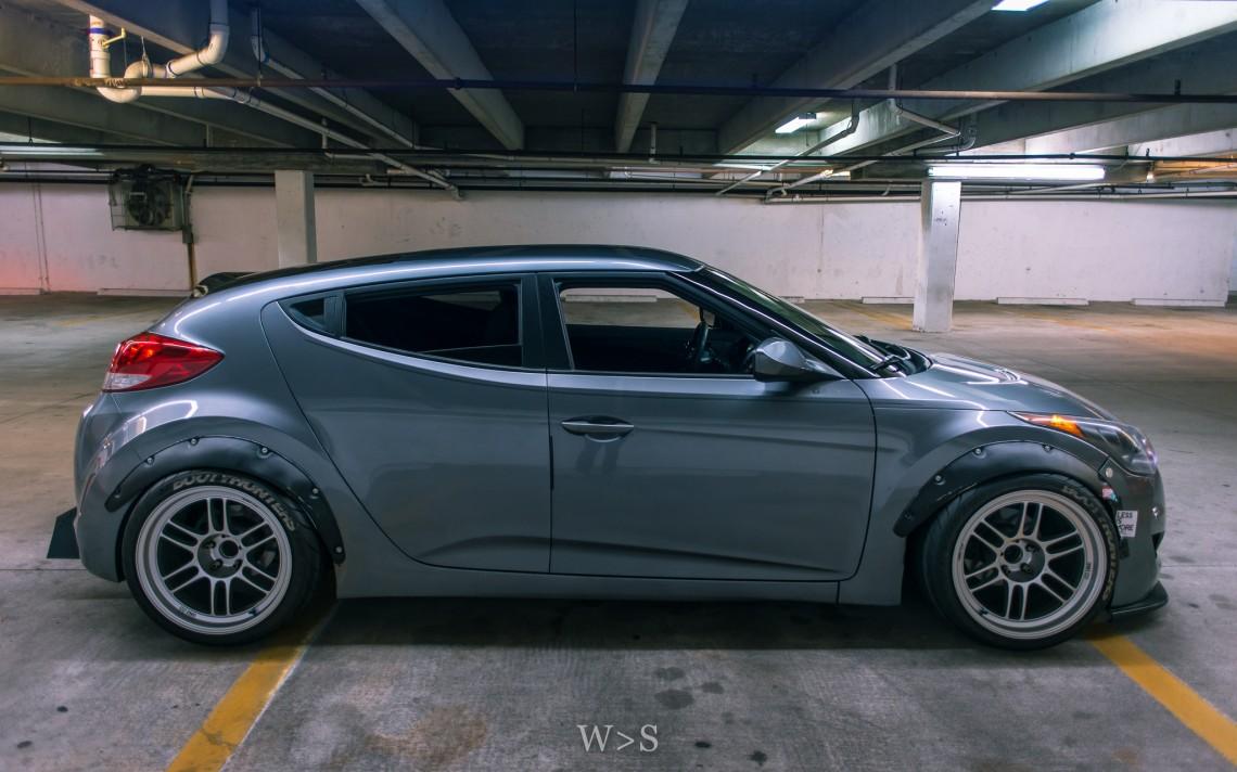 Mazda Rx7 2015 >> Pretty Rad Veloster! | StanceNation™ // Form > Function