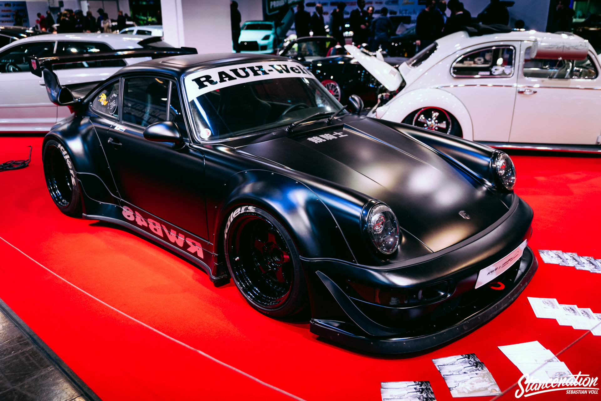essen motor show 2015 photo coverage stancenation form function part 2. Black Bedroom Furniture Sets. Home Design Ideas