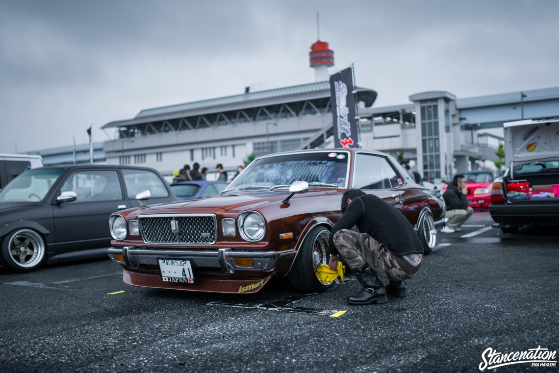 StanceNation Japan G Edition Odaiba 2015-12