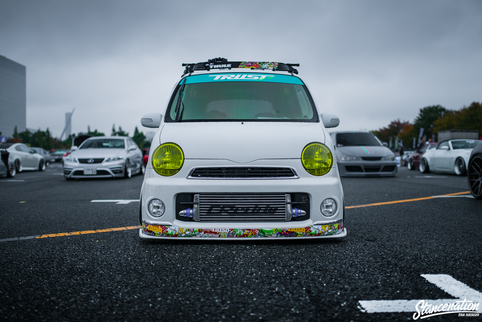 always wished we got more kei cars in the US : Stance