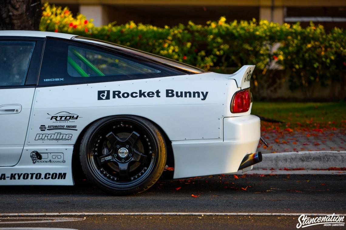 Rocket Bunny SIL80-205