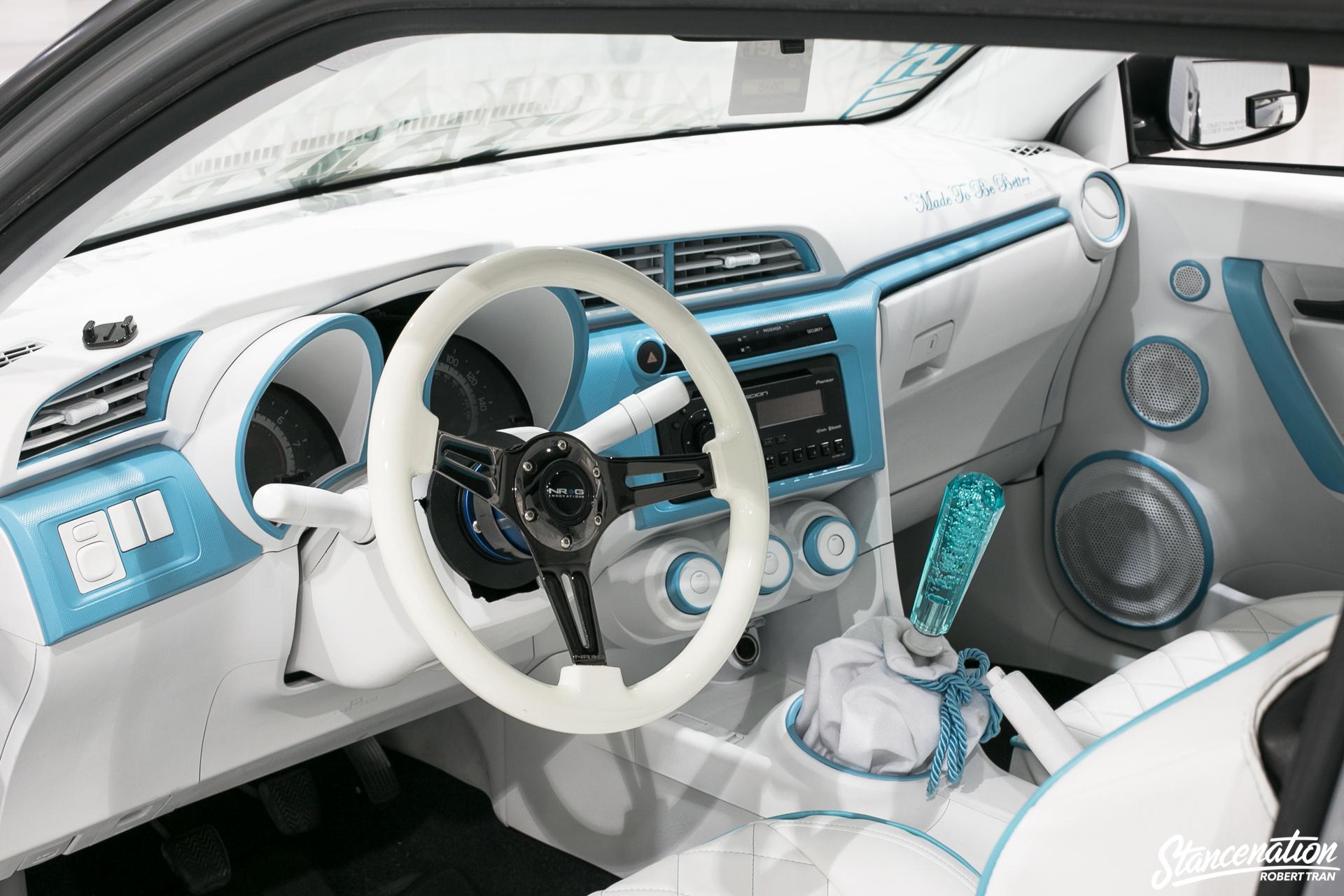 "Snow Tires For Scion Tc >> ""Clean Like Snow"" // SEIKETSU – Roger Arias' Scion tC   StanceNation™ // Form > Function"